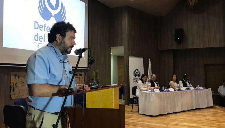 Defensor del pueblo, preocupado por muertes por desnutrición en La Guajira