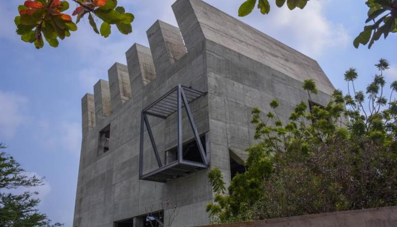 Edificación donde estará ubicado el nuevo Museo.