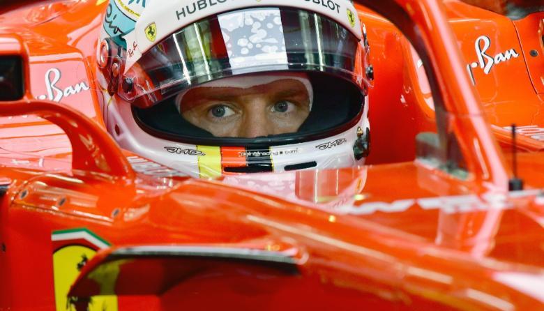 Vettel busca tercera victoria en Shanghái