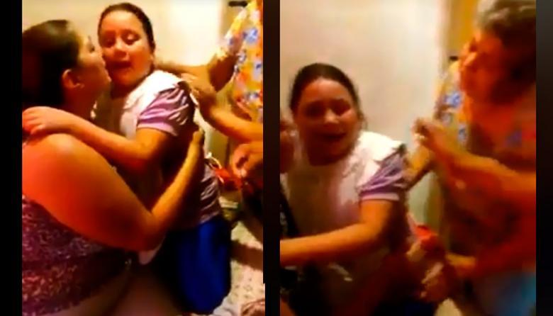 """El video de la niña que se lamenta por """"ser gorda"""" y que causa revuelo en redes sociales"""