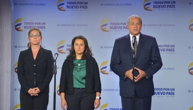 Gobierno adopta medidas para ejecutar recursos de la Paz