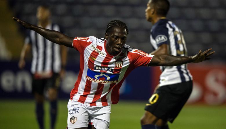 Junior le dio alas a la ilusión en la Libertadores: venció 2-0 a Alianza Lima