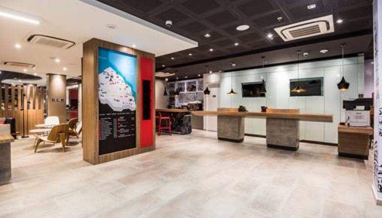 Accorhotels llega con la marca ibis al atlántico