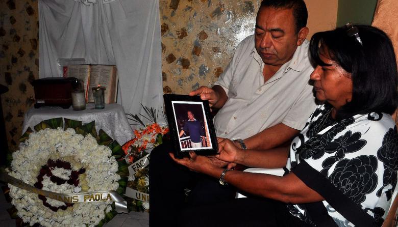 Óscar, el guajiro que dio vida a 12 personas después de su muerte