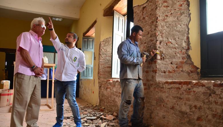 Museo Bolivariano entra en etapa de remodelación