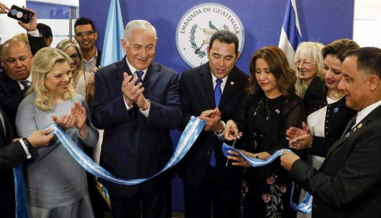 Diputados guatemaltecos exigen cuentas por apertura de embajada en Jerusalén