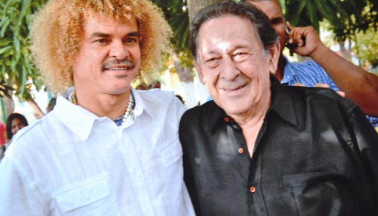 Falleció Rubén Deibe, quien le puso apodo a 'El Pibe' Valderrama