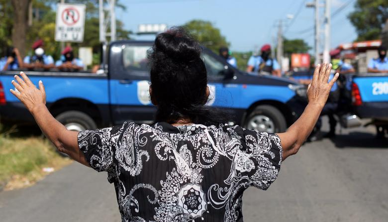 Ortega castiga con sangre a nicaragüenses