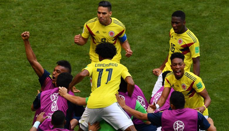 En video   Gol de Juan Fernando Quintero ante Japón, segundo mejor de Rusia 2018