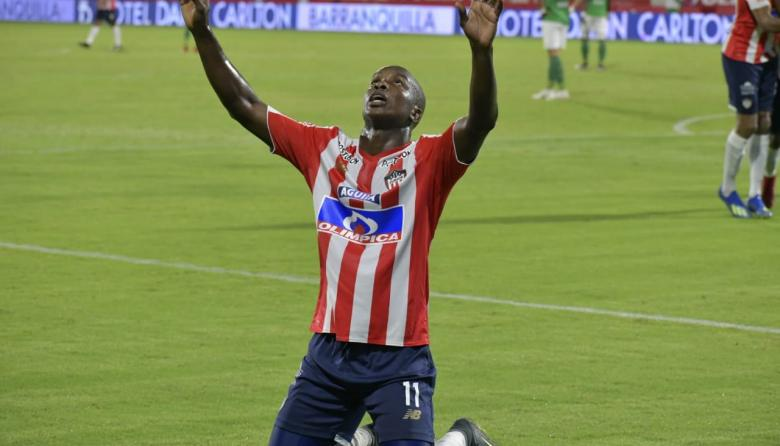 Junior 1, Quindío 0 | Moreno marcó la diferencia