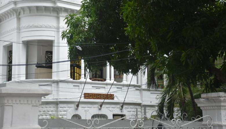 Sede de la Empresa de Desarrollo Urbano de Bolívar, Edurbe, en Cartagena.