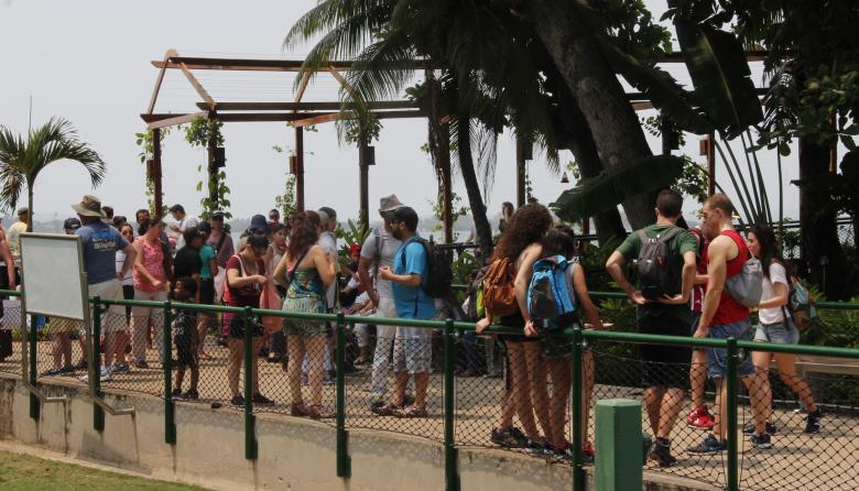Flujo de visitantes extranjeros aumentó 17,87% en julio