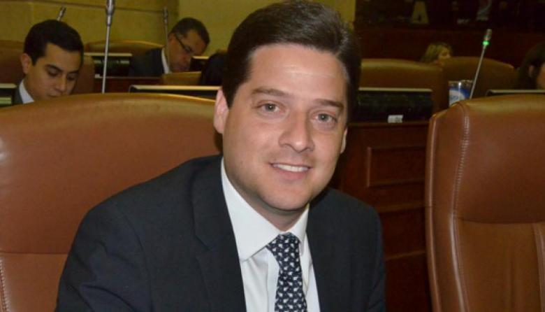 Barranquillero Mauricio Gómez será el vocero liberal en Senado