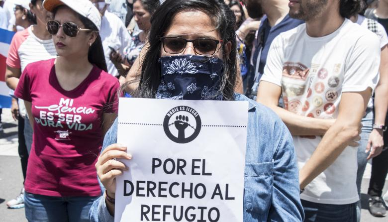 Costa Rica no dará lista de asilados a Ortega