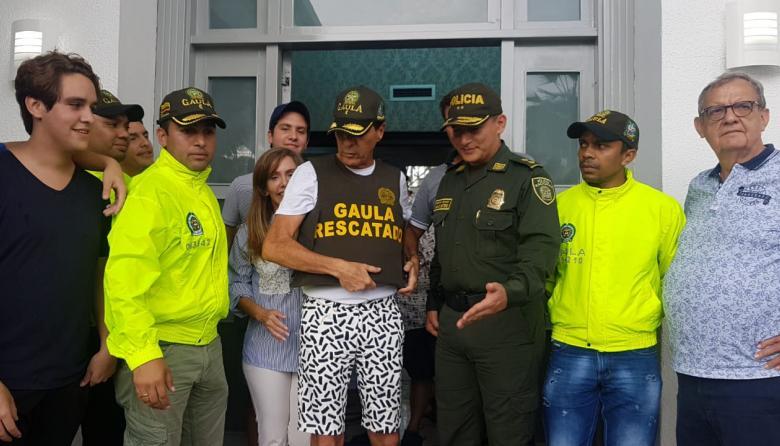 Empresario Fito Acosta ya está en su casa: alcalde Char