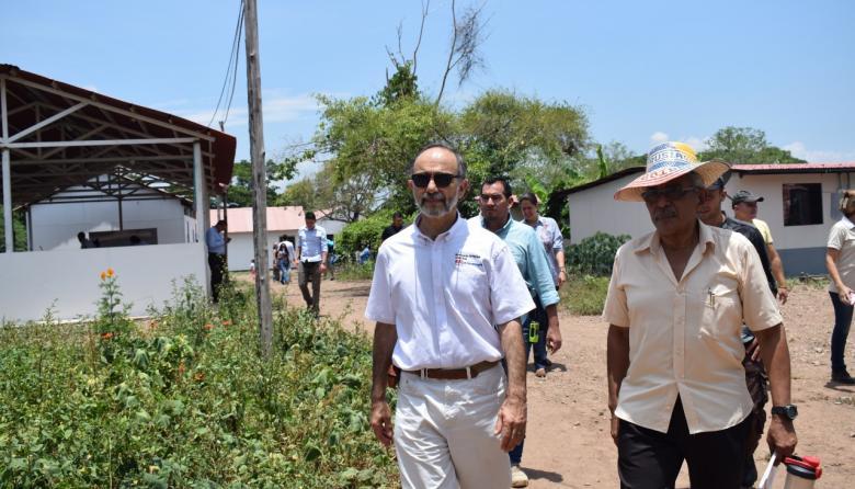 El programa  'Haz la paz' llegó al ETCR de Pondores, en La Guajira