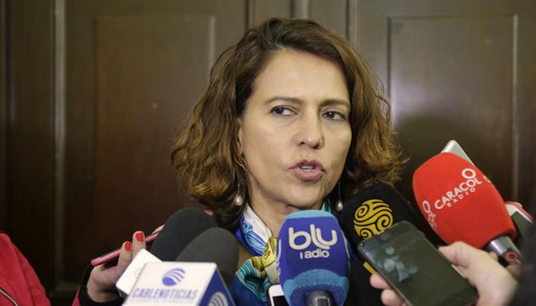El anuncio lo hizo Gutiérrez en el marco del debate sobre el Presupuesto General de la Nación que se realizó en la Cámara de Representantes este martes.