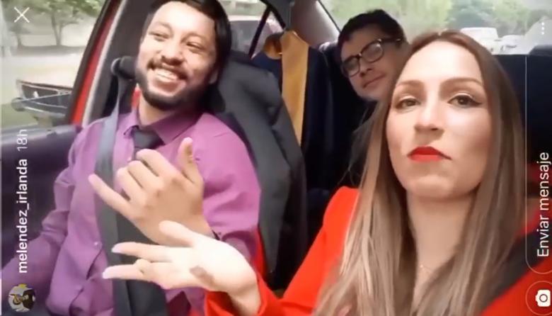 En video   La premonitoria frase del conductor de carro que se estrelló en Bogotá