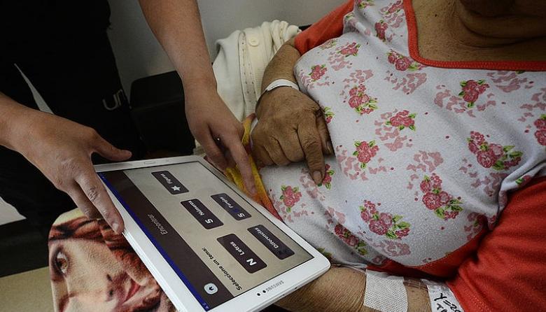 Crean APP que retrasaría el avance del Alzheimer