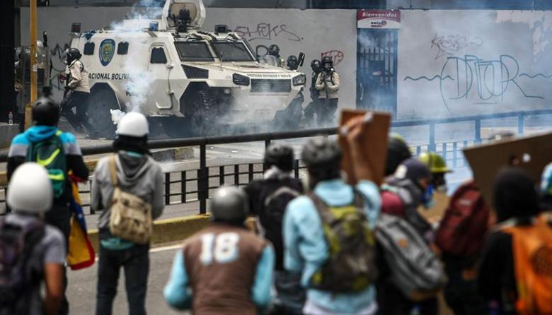Colombia y cinco países de América pidieron a la CPI que investigue crímenes en Venezuela