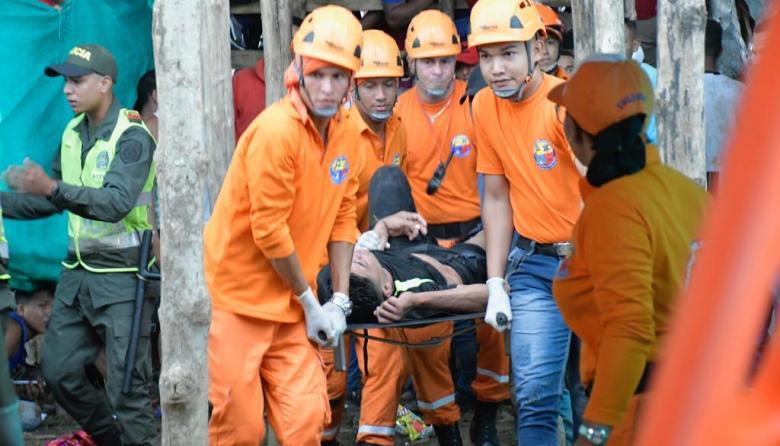 Tercer día de corralejas en Sabanalarga: ocho heridos