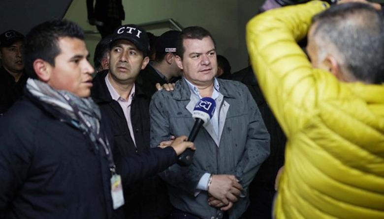 Jueza ordena enviar a la cárcel a director de La Picota
