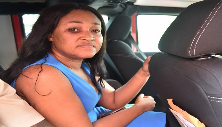 Una alcaldesa de Haití revela que sufre violencia doméstica