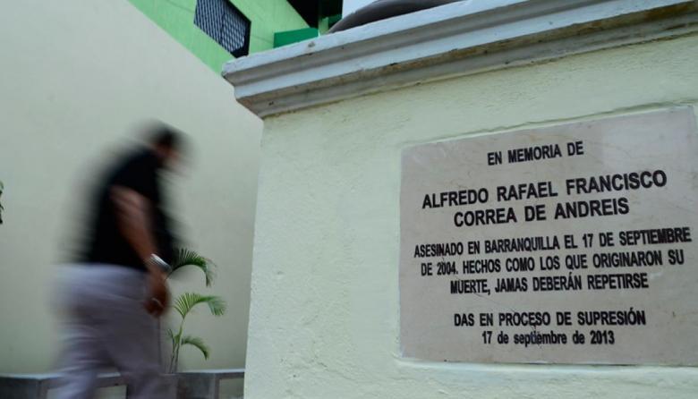 Hermetismo tras detención en EEUU de exdirector del DAS Javier Valle Anaya