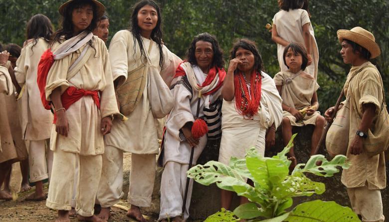 'El espíritu de la fiesta', un documental para celebrar la palabra de los Kogui