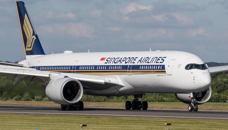 En video   El vuelo comercial más largo del mundo aterriza en Nueva York