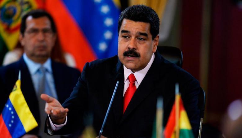 Maduro pide a Trump abrir EEUU a caravana de migrantes hondureños