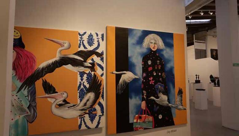 Artbo reúne desde hoy 70 galerías y 3.000 obras de arte