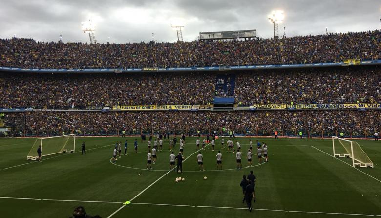 'Bombonerazo': Boca se inyecta energía 'xeneize' a horas de la superfinal ante River