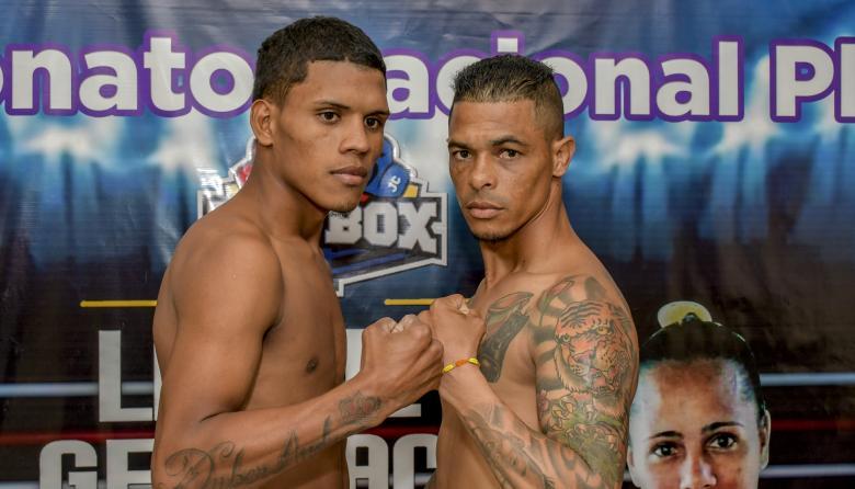 Boxeo en el hotel El Prado