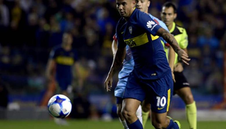 Edwin Cardona deja el Boca Juniors y se va al Pachuca de México