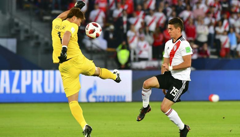 Santos Borré revela que seguirá en River Plate