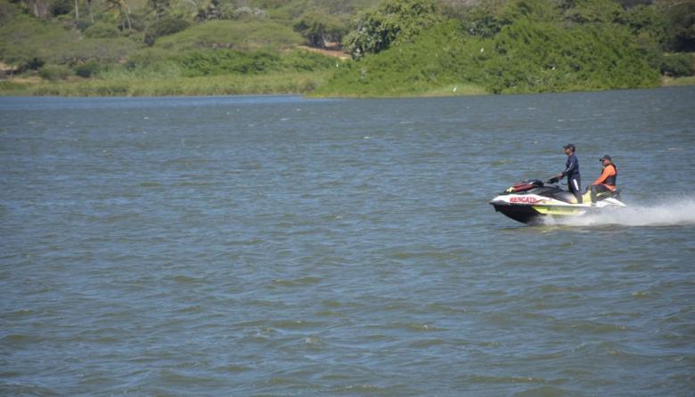 Joven venezolano muere ahogado en el Lago del Cisne
