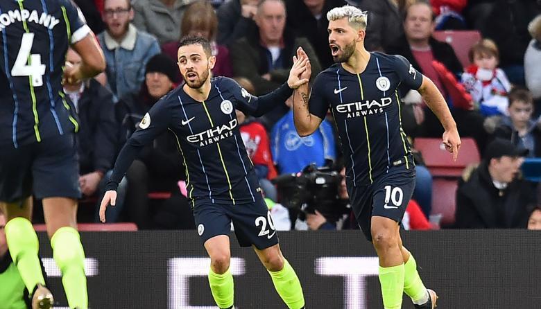 El Manchester City gana y recupera la segunda plaza en la Premier