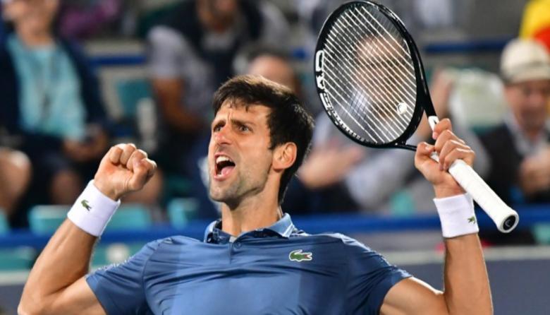 Djokovic cree que los  'cuatro grandes' tenistas seguirán siendo favoritos en 2019