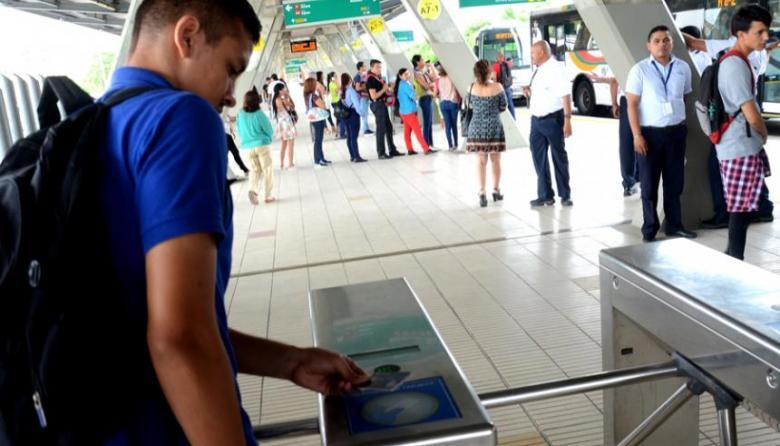 Distrito inició la actualización para  el programa de Estímulo Social de Transporte