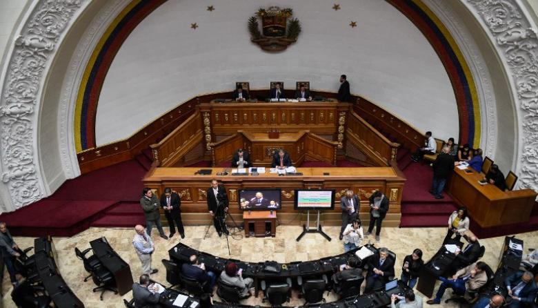 """Asamblea Nacional de Venezuela nombra """"representante especial"""" ante la OEA"""