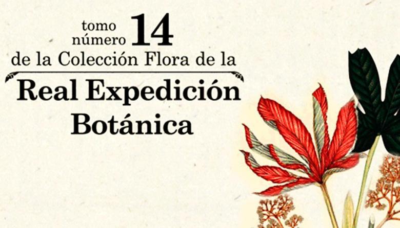 Presentarán tomo 14 de la 'Real Expedición Botánica' en homenaje a José Celestino Mutis