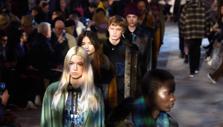 Semana de la Moda en NewYork brilla por su eclecticismo
