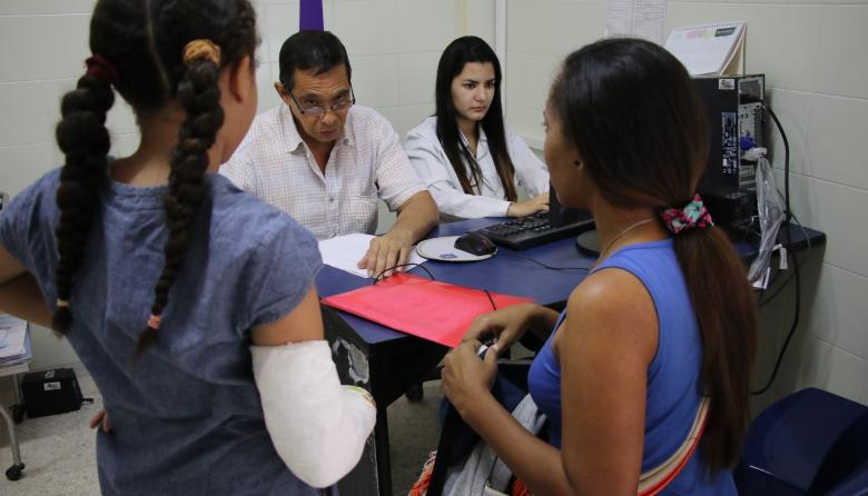 Hospital Niño Jesús reactiva servicio de ortopedia pediátrica