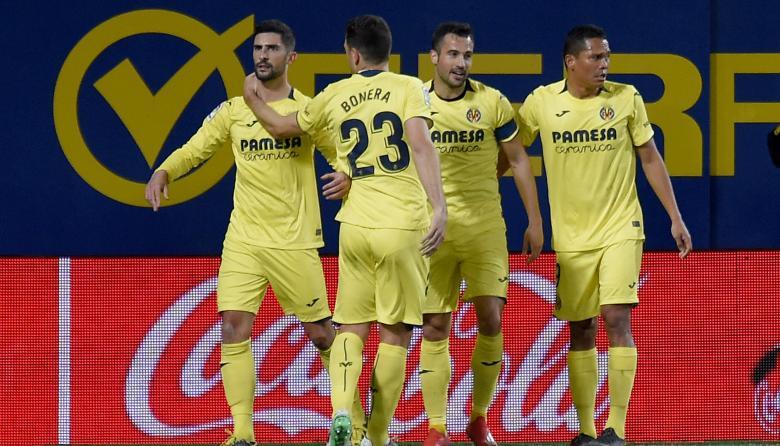 El Villarreal de Bacca sale por el tiquete a octavos