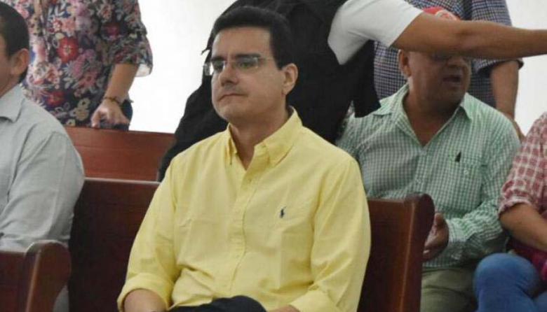 Ramsés Vargas Lamadrid, exrector de la UAC.
