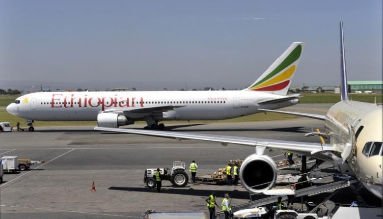 Envían a París las cajas negras del Boeing de Ethiopian Airlines accidentado