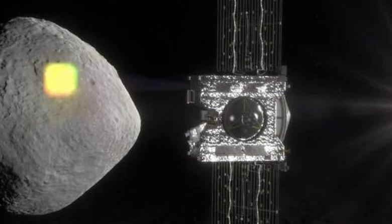 La NASA revela que llegar al asteroide Bennu será más difícil de lo previsto