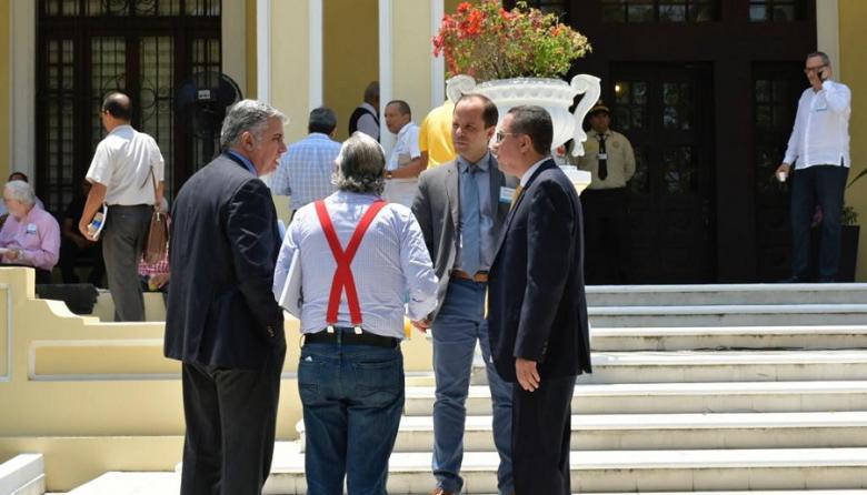 Tensión en la asamblea de Triple A por cuestionamientos de socios minoritarios