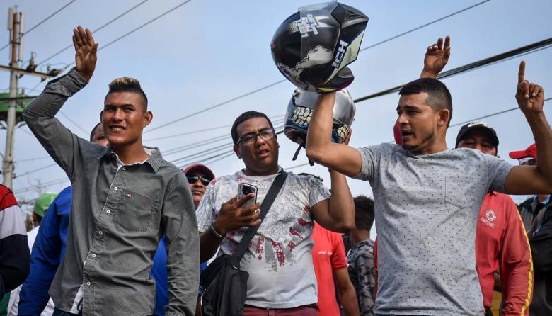 Mototaxistas de Puerto dicen que seguirán trabajando, pese a decreto